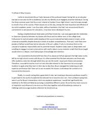 letter of re mendation student letter of re mendation student