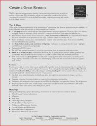 Great Resume Samples Great Resume Samples Best Of 60 Great Resumes Samples Davecarterme 39
