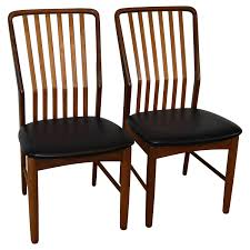 danish teak furniture calgary toronto oil for indoor pair of mid century modern chairs at