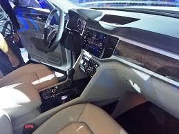 2018 volkswagen atlas interior. vw atlas interior 2018 volkswagen