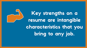Strengths In Resume Gorgeous Key Strengths On A Resume Examples And Tips ZipJob
