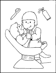 Small Picture Free Printable Dental Coloring Pages Photos Coloring Free