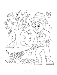Among us coloring pages are simple coloring sheets for kids of all ages. 81 Best Autumn Fall Coloring Pages Free Pdf Printables For Kids