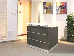 small reception desk office furniture front desk small reception desk small reception desk white