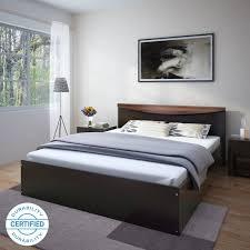 Amazing Discount. Perfect Homes By Flipkart Carol Queen Bed