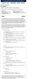 Customer Service Orientation Skills Customer Service Representative Account Monitoring Job At Chep In
