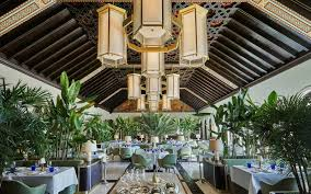 Vintage italian barcelona style dining Inspirational Four Seasons Hotel At The Surf Club Cnncom The Best New Hotels In The World It List 2018 Travel Leisure