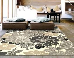 large black and white area rugs awesome rug dark brown