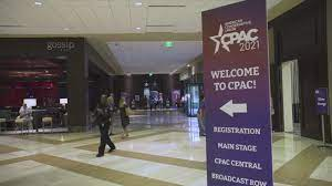 CPAC 2021 held in Dallas