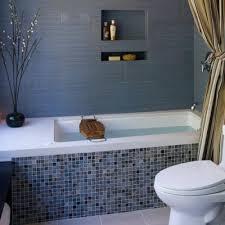 Glass Tile Bathroom Designs Unique Design