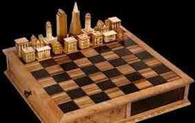 Homemade Wooden Games Wooden Buildings homemade chess set Home Garden Do It Yourself 39