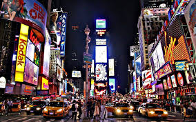 Times Square Wallpapers - Wallpaper Cave