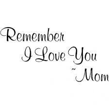 I Love You Mom Quotes Stunning I Love You Mom Quote Quote Number 48 Picture Quotes