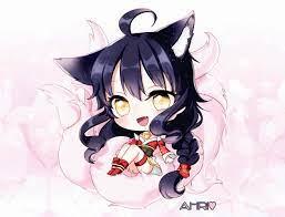 Tổng hơp những hình ảnh nền anime chibi cute dễ thương nhất