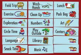 Preschool Kindergarten Magnetic Schedules Buy Magnetic Star Reward Behavior Chart Organize Kid Behavior Chore Chart Op Quality Magnetic Learning