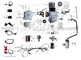 wiring diagram loncin engine parts 110cc and 110cc blurts me Loncin Dirt Bikes at Loncin 110cc Engine Wiring