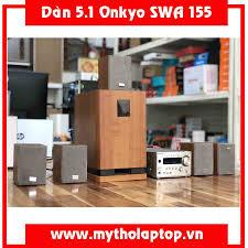 Dàn loa 5.1 Onkyo SWA 155 hàng bãi zin nguyên bản điện 100V » Mỹ Tho Laptop