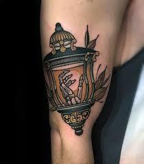 60 Lucerny Tetování Vzory Pro Muže Plamenné Inkoustové Nápady