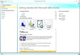 Microsoft Office Access Templates Ms Access Templates Microsoft Payroll Database Template Business