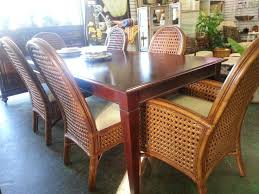 consignment tall patio table