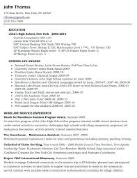 Resume Examples Student  Sample Student Resume Template Student     Sample Student Resume