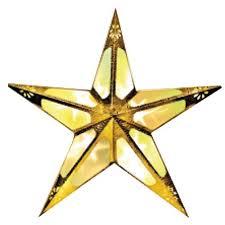 Weihnachtsstern 60cm 10er Led Hologramm Effekt Gold Innen 009 80