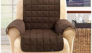 covers going recliner fit sofa cover slipcover a couch leather black armrest oversized arm slipcovers recliners