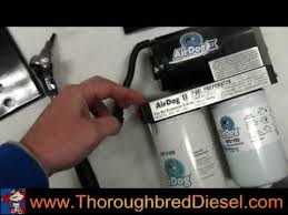 airdog ii fuel system installation dodge cummins video 1 of 2 airdog ii fuel system installation dodge cummins video 1 of 2
