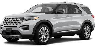 best suvs with 3rd row by gas mileage
