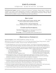 Good Resume Format An Example Of A Good Resume Great Resume Examples