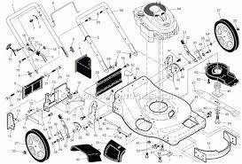 Poulan Pro Chainsaw poulan pro riding mower parts diagram automotive parts diagram images