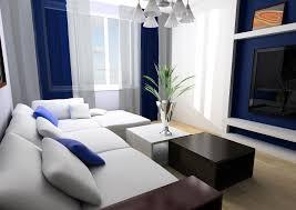Blue And White Interiors - Inspire Home Design