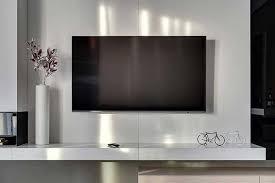 tv wall installation horizon