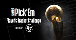 Nfl Playoff Bracket 2018 Chart Welcome To The Nba Pickem Hub