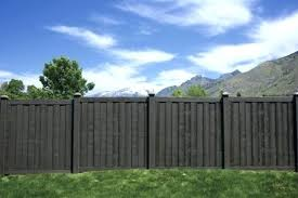 brown vinyl fence panels. Beautiful Fence Home Depot Vinyl Fence Dark Brown Privacy   With Brown Vinyl Fence Panels I
