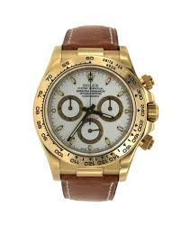 rolex yellow gold daytona watch watch has a 40mm 18k yellow gold case with a yellow gold tachymeter engraved bezel and yellow gold down push