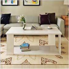 modern coffee table storage tea table furniture living room home office desk
