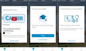 Latest Linkedin App Helps Students Find Their First Job Easily