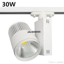 track lighting white. GO OCEAN Track Lighting Rail Light 30W COB Clothing Shoe Shop Black White Lights LED Spotlight Fixtures Downlights E