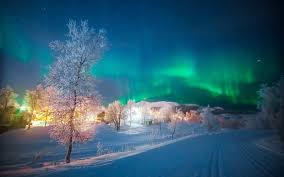 Northern Lights Sweden March These Are The Best Places To See The Northern Lights In