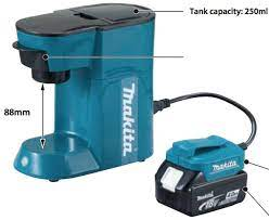 Cabinet maker (39) refine by shop by trade: New Makita Cordless Coffee Maker