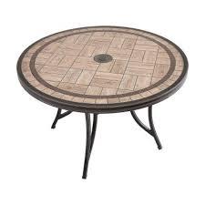 ceramic patio dining tables patio