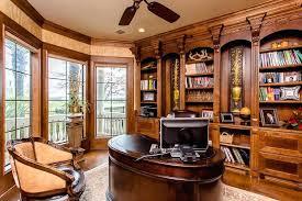 custom home office design. Delighful Custom Luxury Home Office Design Perfect 4    Intended Custom Home Office Design E