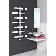 Towel Radiator White Ladder Heated Towel Rails Radiator Nongzico