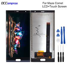 <b>Original For Maze Comet</b> LCD Display Touch Screen Digitizer ...