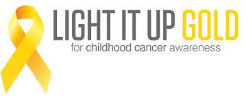Small Picture Light Up Hope Light Up Gold Childhood Cancer International