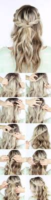 Die Besten 25 Einfache Frisuren Ideen Auf Pinterest Einfache