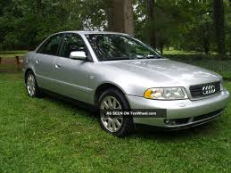 Audi A4 1.8 2000 | Auto images and Specification