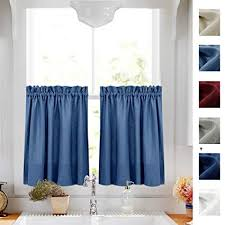 Short Curtains For Kitchen