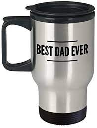 It's also healthier to use a steel cup than plastic drinking cups. Amazon Com Hollywood Twine Best Dad Coffee Travel Mug World Best Dad Mug Best Dad Ever Coffee Mug Stainless Steel Insulated Travel Mug With Lid Coffee Cup Home Kitchen